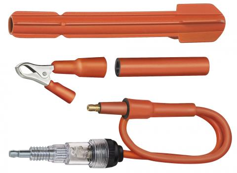 In-Line Spark Checker Kit for Recessed Plugs | Tool Aid